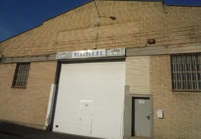 Nau industrial a calle Crta. Logroño A Navarra. P.I Europa, nº Km 3,7